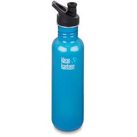 Klean Kanteen Classic Bottle with Sport Cap 3.0 800ml Channel Island